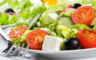 Салаты для диабетиков 2 типа: рецепты и ингредиенты