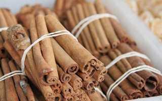 Корица с кефиром при сахарном диабете – рецепт и применение