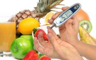 Какие фрукты можно есть при сахарном диабете и какие нельзя