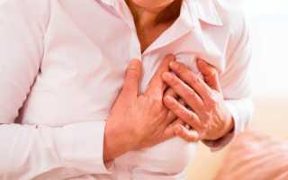 Сердечная недостаточность: причины, симптомы и  лечение