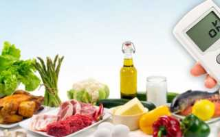 Низкоуглеводная диета при диабете 2 типа, меню на неделю