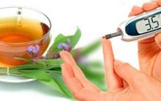 Как снизить сахар в крови народными средствами