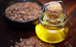 Льняное масло при диабете 2 типа, как его принимать