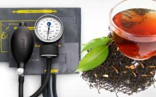 Какой чай повышает артериальное давление?