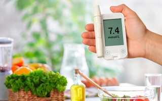 Продукты для диабетиков: список при сахарном диабете