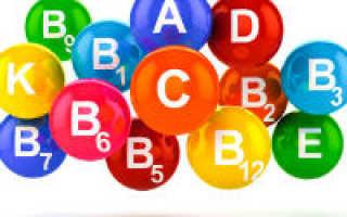 Какие витамины для диабетиков 2 типа нужно принимать