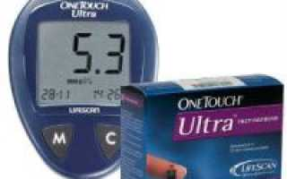 Глюкометр One Touch: стоимость, преимущества бренда Ван Тач