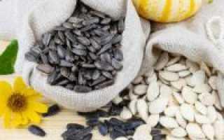 Можно ли при сахарном диабете есть семечки подсолнуха