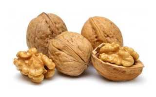 Грецкий орех повышает или понижает давление?