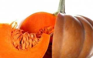Тыква от холестерина – рецепты приготовления, отзывы