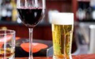 Алкоголь при сахарном диабете: какие спиртные напитки можно пить