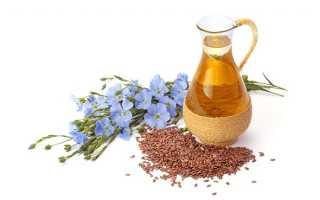 Льняное масло повышает или понижает давление, как принимать?