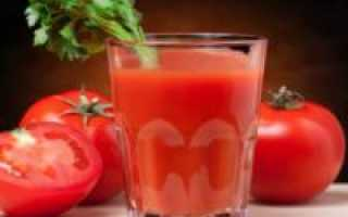 Можно ли пить томатный сок при сахарном диабете 1 и 2 типа