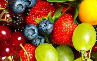 Гликемический индекс фруктов (банана, киви, яблока, апельсина), таблица