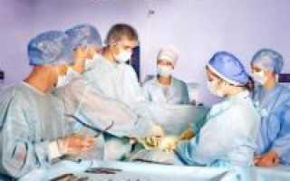 Операция на поджелудочной железе при панкреатите: виды процедуры