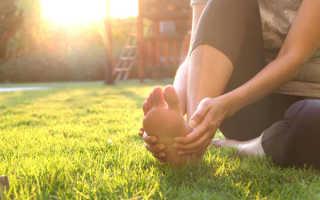 Диабетическая нейропатия нижних конечностей: лечение
