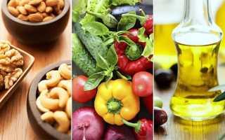 Диета при атеросклерозе сосудов – особенности питания