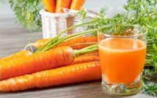 Морковь при сахарном диабете 2 типа, можно ли ее есть
